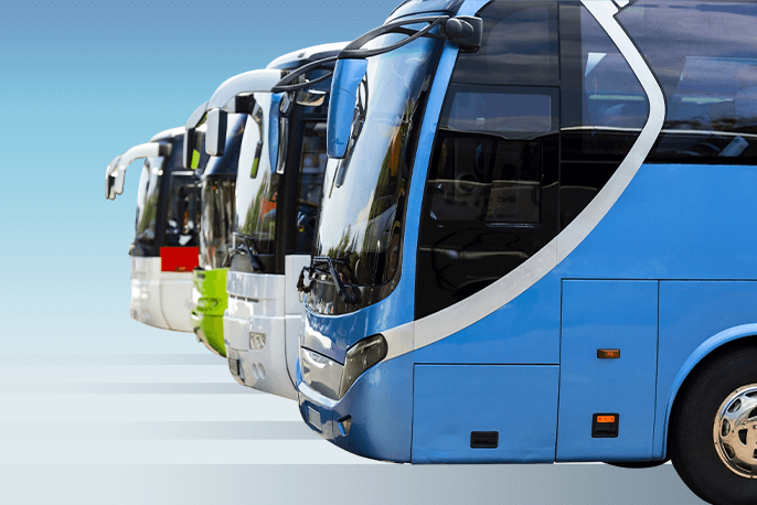 Solutions for Railway and Bus Companies