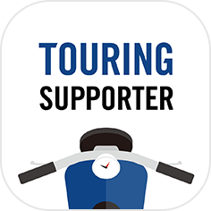 TOURING SUPPORTER